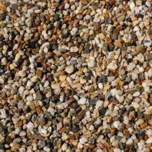 Zand, grind en split