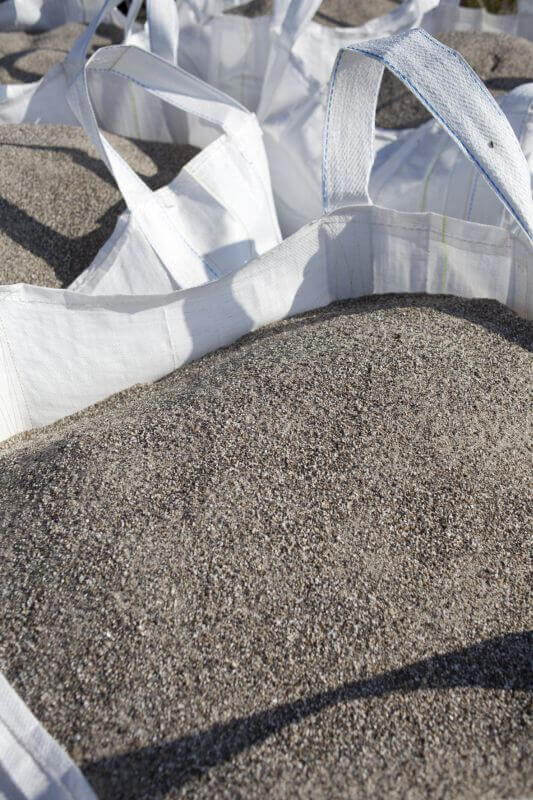 Bigbags met zand