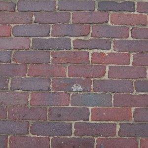 Paarse oude dikformaat Den Haag