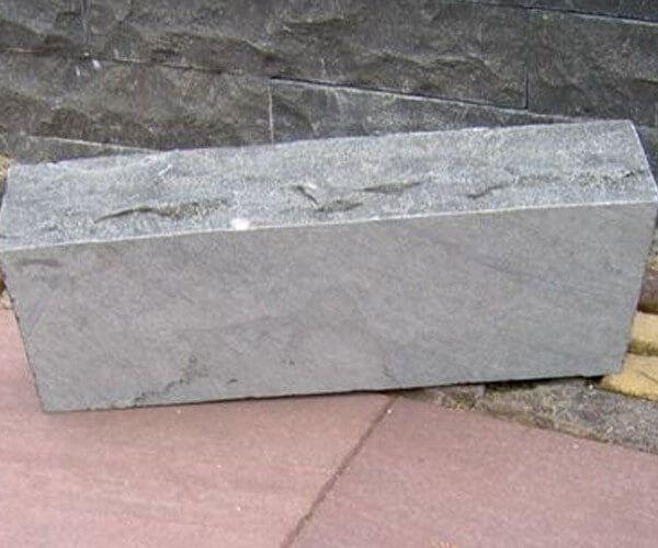 Hardsteen blue limestone stapelblokken