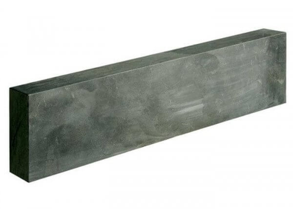 Chinees hardsteen stoepband