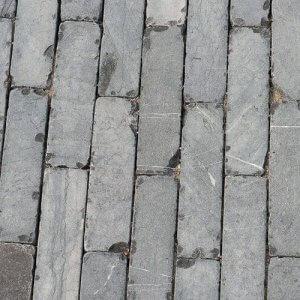 Vietnamees hardsteen halfsteensverband waalformaat