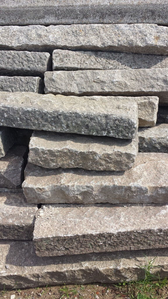 Opsluitbanden graniet