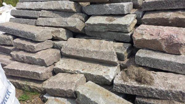 Opsluitbanden graniet 2