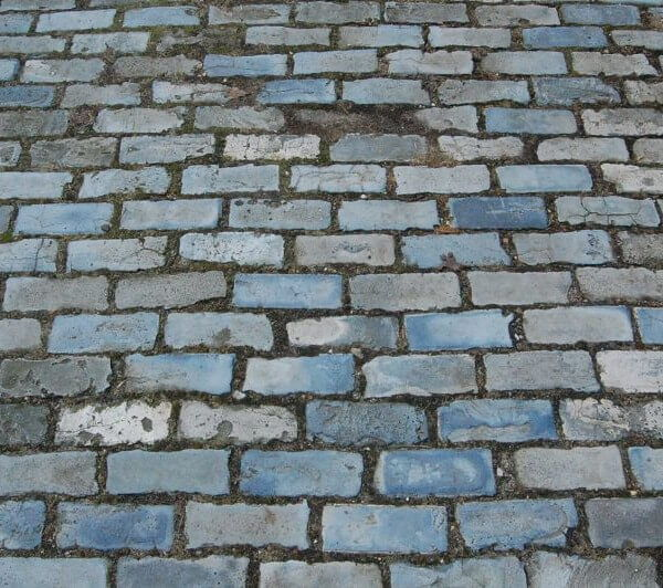 Scoria Bricks Oude Bestrating